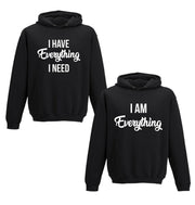 Couple Hoodie - I Have Everything
