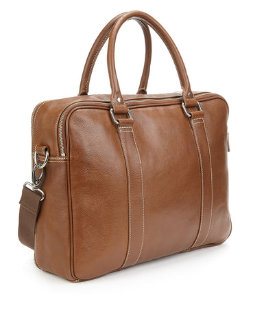 Leather Laptop Bag 4
