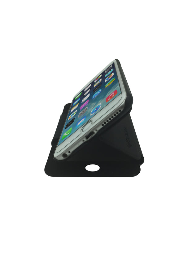 Flip Cover for Apple iPhone 6 /6s (Black)