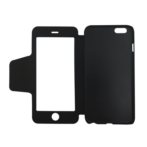 Flip Cover for Apple iPhone 6 Plus /6s Plus(Black)