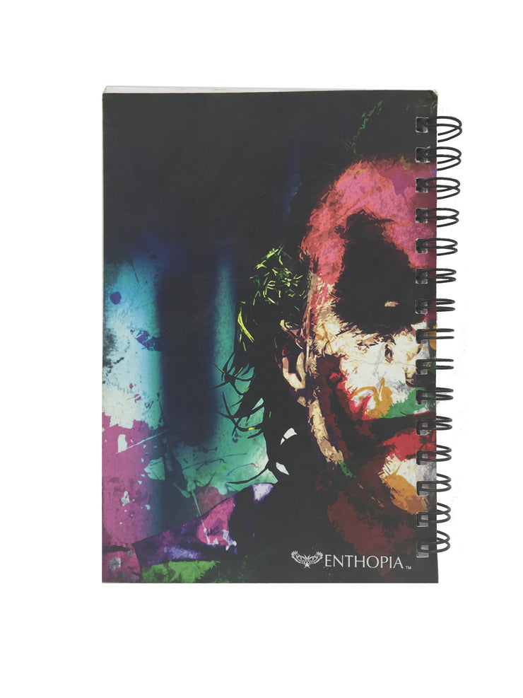 Enthopia Designer Spiral Notebook/Diary (120 Pages)