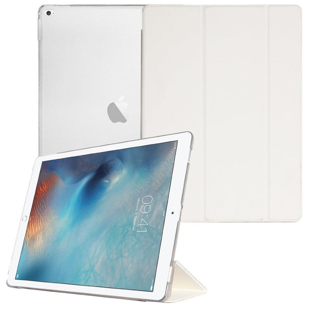"Enthopia Premium Smart Case for IPad Pro 12.9"" - Ultra Thin (White) Ipad Pro Case"