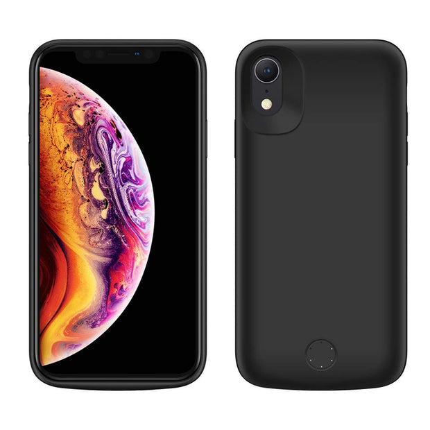 Power Bank Case for iPhone XR - 6000 mAh