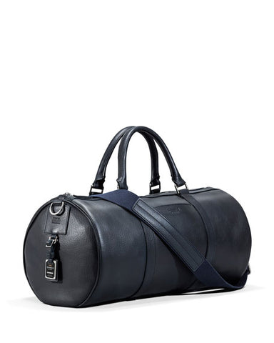Leather Duffle Bag 1