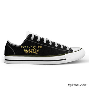 Printed Canvas Shoes - Design ECS1