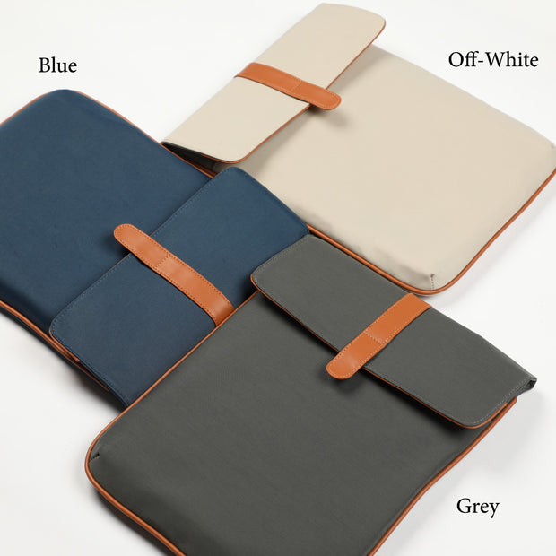 "13"" Nylon Canvas Laptop Sleeve"
