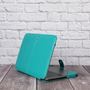 Personalise MacBook Pro 13 inch Case 2016-2020 Release A2338 M1 A2289 A2251 A2159 A1989 A1706 A1708 - Vegan Leather
