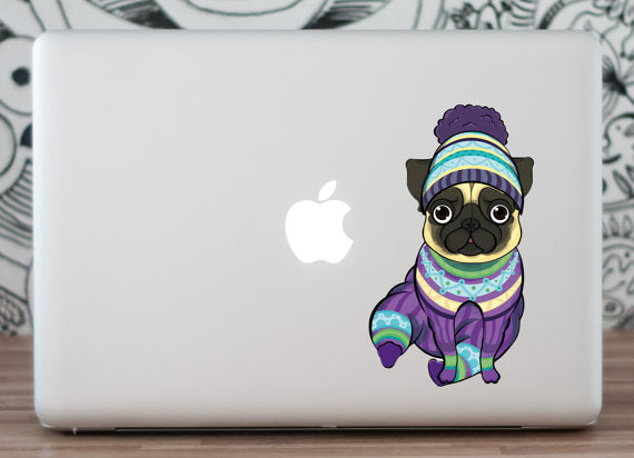 Custom Printed Laptop Decal