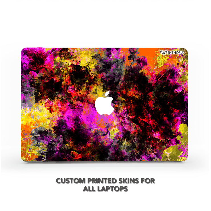 Custom Printed Laptop Skin