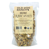 Organic Raw Walnut Halves - Old Dog Ranch