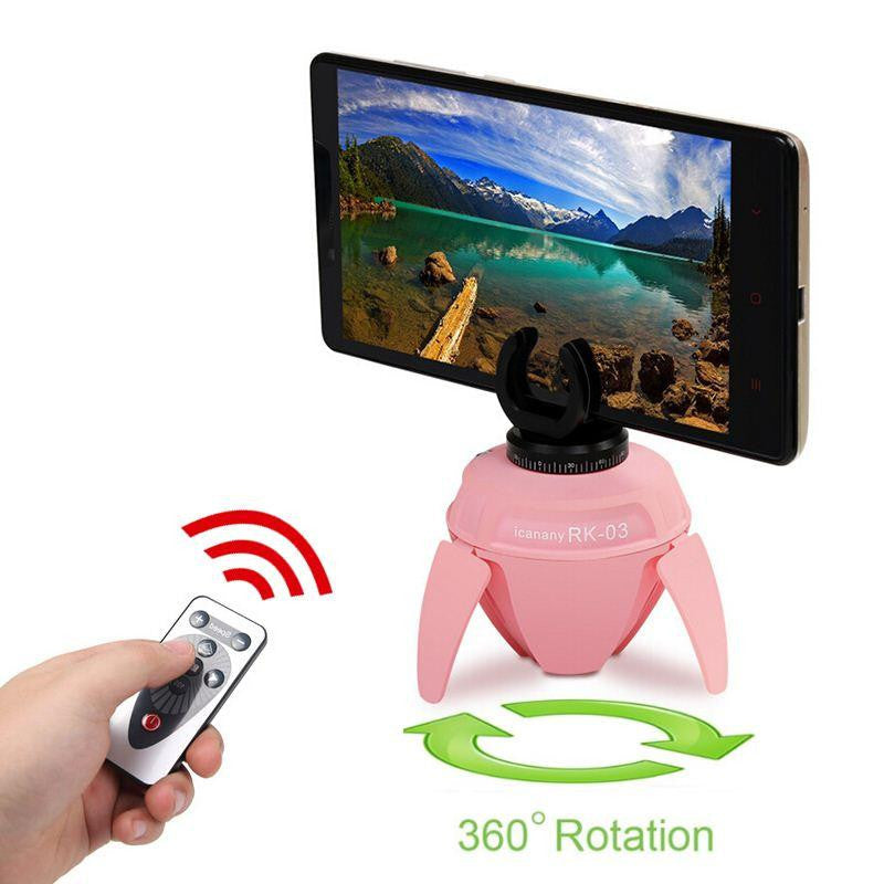 RK03PS - Panorama Selfie Robot with GoPro Adaptor