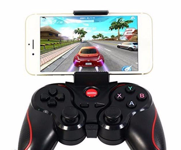 BTGMPD - Wireless Bluetooth Gamepad Game Controller for Android Smartphone, Android TV Box - Myle Store