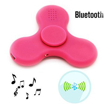 LED Bluetooth Speaker Spinner