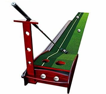 OFFGOLF - PGM Golf Putting Mat Indoor Mini Golf Green Field