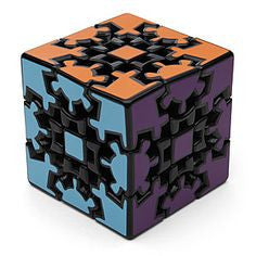 GEARCP - Perplexing Gear Cube Puzzle