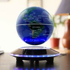 MAGLEV - UFO Magnetic Levitating Luminous Floating Globe