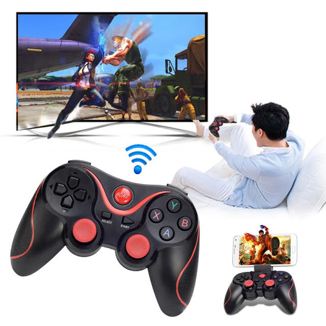 BTGMPD - Wireless Bluetooth Gamepad Game Controller for Android Smartphone, Android TV Box