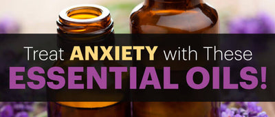 Top Essential Oils for Anxiety