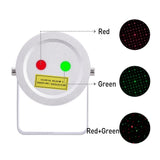 Christmas Light Motion Star Laser projector Remote Control(Red&Green)