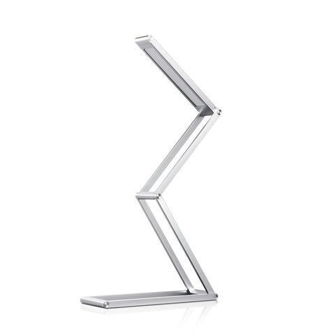 Ominilight LED Desk Lamp, Rechargeable Portable Table Lamp, 2-Level Dimmer, Aluminum Alloy Lamp Eye-care