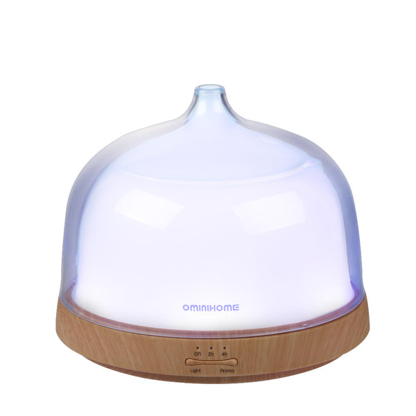 Aromatherapy Oil Diffuser(200ml) 7 Changing Light & Auto Shut