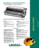 "Educator 25"" Roll Laminator"