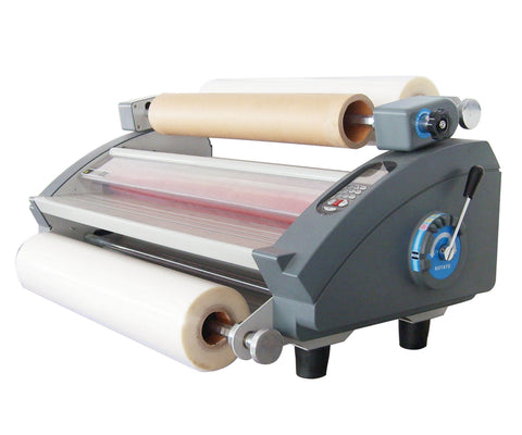 RSL-2702S   27″ Dual Hot & Cold Roll Laminator