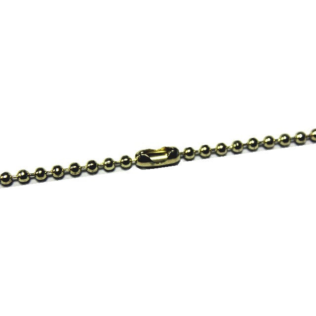 "30"" neck chains gold"