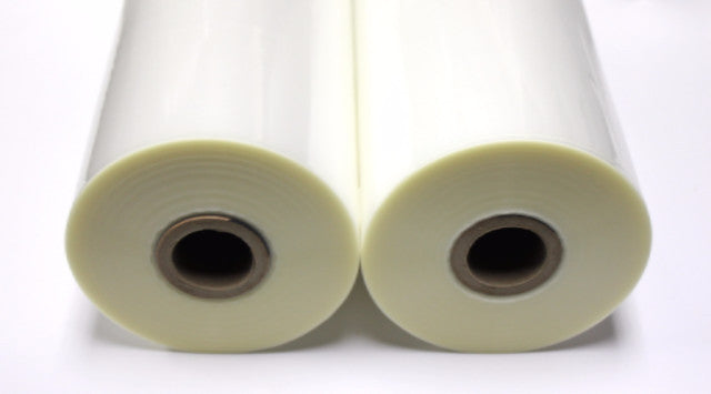 "25"" 5mil gloss laminating film"