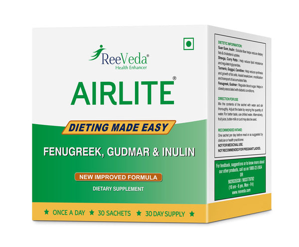 AirLite - Dieting Made Easy