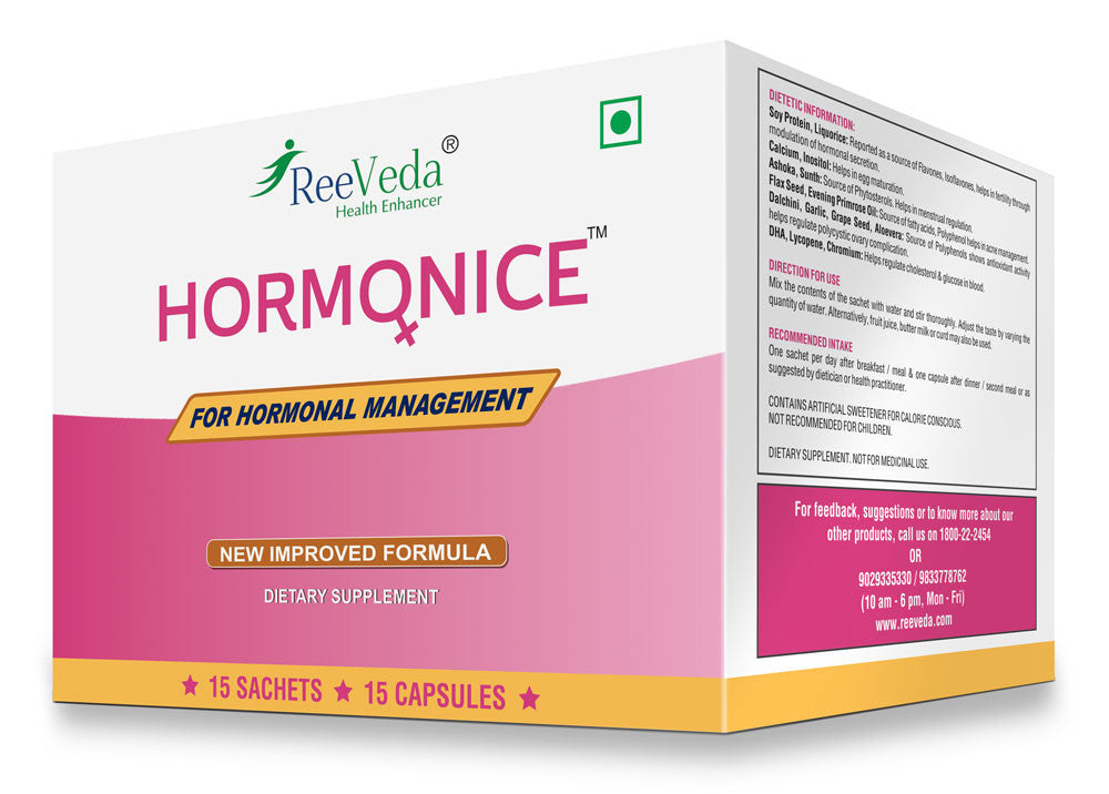 Hormonice - For Hormonal Management