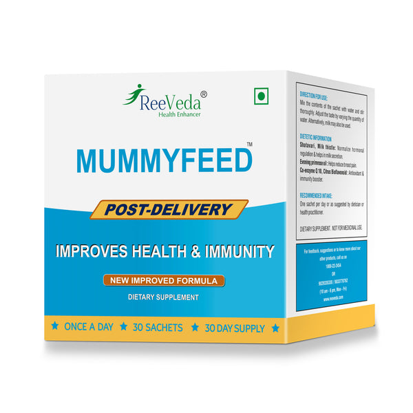 MummyFeed Post-Delivery