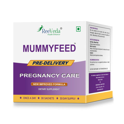 MummyFeed Pre-Delivery