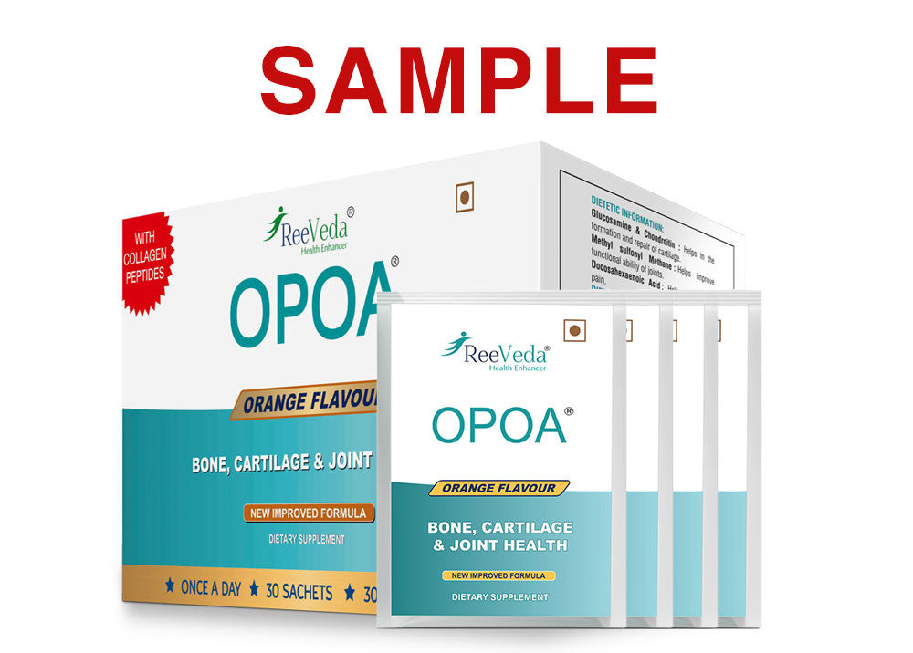 OPOA - Bone, Cartilage & Joint Support (Sample)