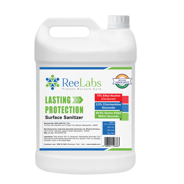ReeLabs Lasting Protection Sanitizer