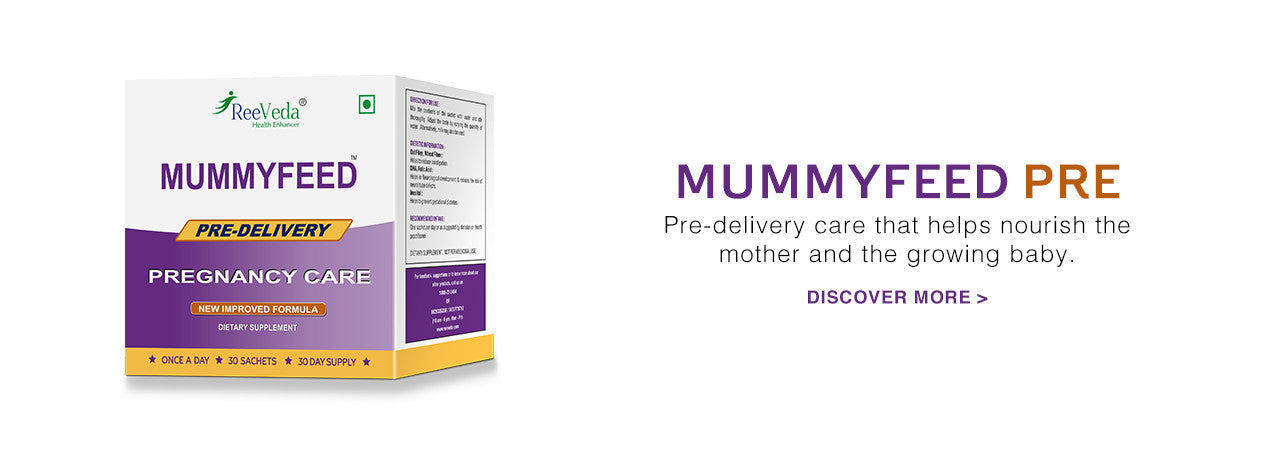 mummyfeed pre delivery