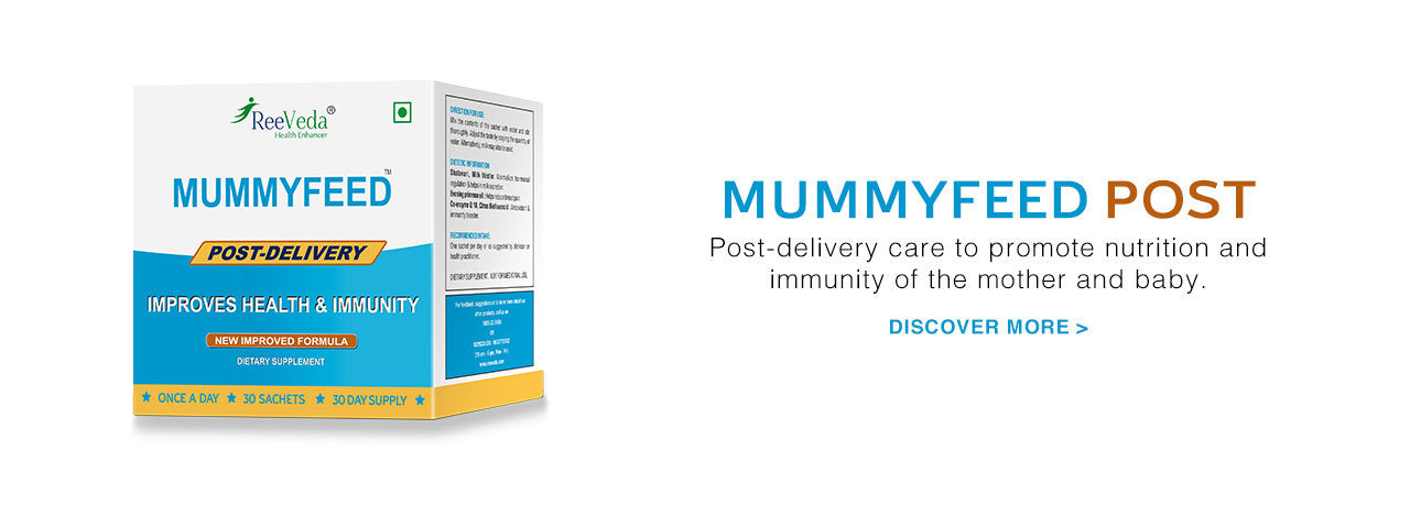 mummyfeed post delivery