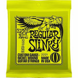 free shipping 10 sets/lot  Ernie Ball Guitar Strings Nickel Wound 6 Strings Guitar For Electric Guitar Accessories