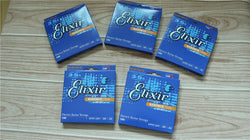 12 sets/lot free shipping wholesale Elixir 12002 Nanoweb Electric guitar strings professional strings guitar parts