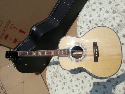 free shipping OM size acoustic guitar cheap OM45 acoustic guitars