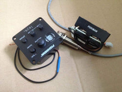 Guitar Pickups ISYS EQ Preamp System for Acoustic Guitar Pickups Free Shipping In Stock