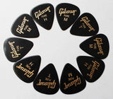 free shipping popular guitar picks 100pcs pure professional guitar picks black pick Plectrum picks guitar parts
