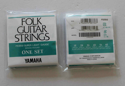 free shipping 10 sets/lot FS550FOLK GUITAR STRING FULL SET 010 SIZE, Acoustic guitar string