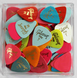 free shipping mix color 100pcs Guitar Picks For Guitar Electric Guitar Accessories Musical Instrument Parts Accessories