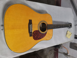 free shipping D28S dreadnought customize Acousic guitar 41 inch D Guitarra acustica natural solid top acoustic electric guitar