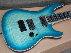 Best Quality MAYONES Regius Pro 6 Vintage Maple Fingerboard T-GRA-G Electric Guitar Abalone Binding Free Shipping