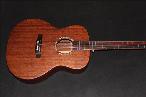 free shipping solid mahogany wood top OOO15 guitar OOO15M acoustic guitar top quality in stock guitar for sale
