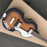 free shipping Hofner contemporary series bass Designed in Germany Hofner HCT-500/1-SB bass BB2 3 pieces neck Hofner