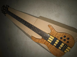 Top quality 6 strings Ken Smith bass guitar,Golden Hardware Ken Smith electric guitar Bass with Active pickups