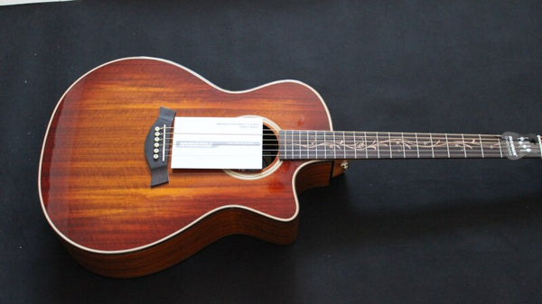 free shipping koa guitar Chaylor electric acoustic guitar KOA K24ce acoustic electric guitar